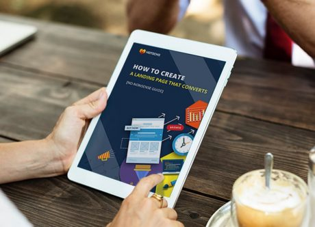 How To Create Your Own Landing Page That Converts [Free MotoCMS eBook]