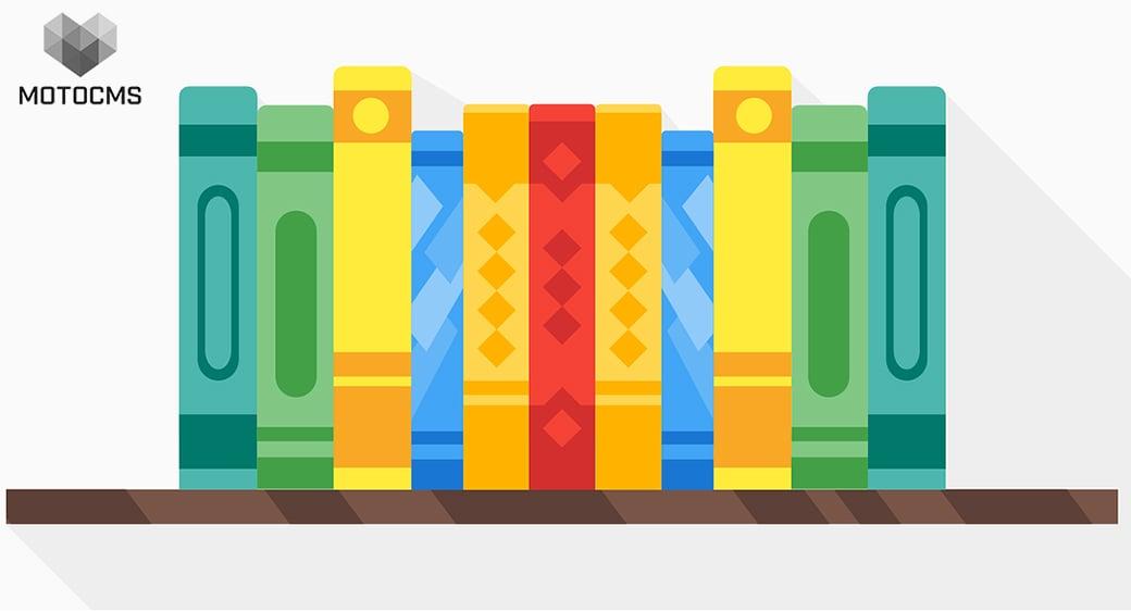 Веб дизайн книги