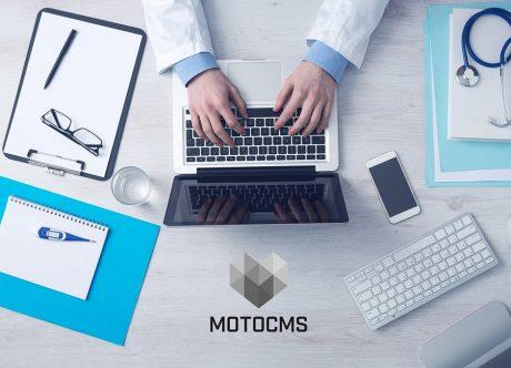 Шаблоны медицинских сайтов - создаем сайт для докторов с помощью конструктора сайтов