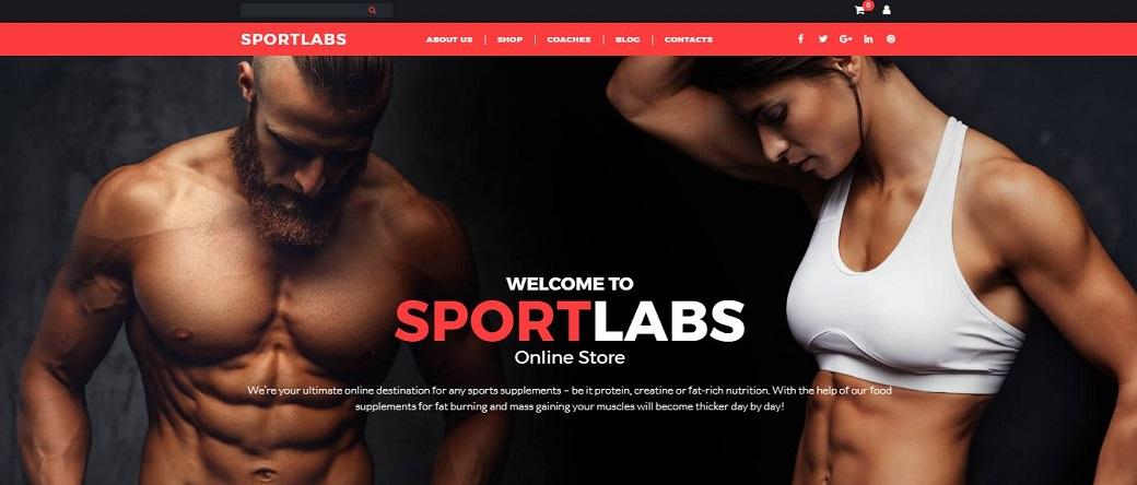 как открыть свой магазин на спортивную тематику