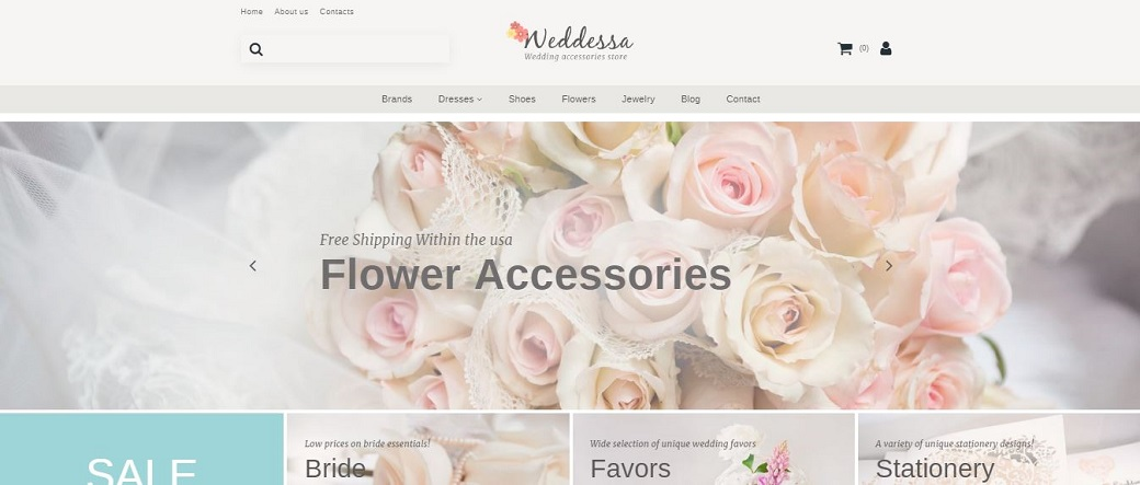 как открыть свой магазин на свадебную тематику