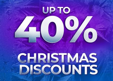 MotoCMS Christmas Sale - Up to 40% Storewide Discount