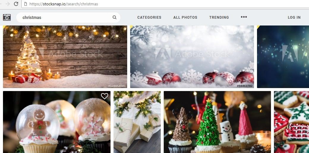 Kostenlose Weihnachtsbilder on stock snap