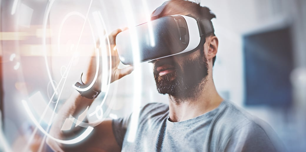 VR and AR web development trends