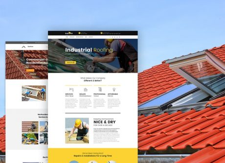 Roofing Website Design: How to Create a Roofing Company Website