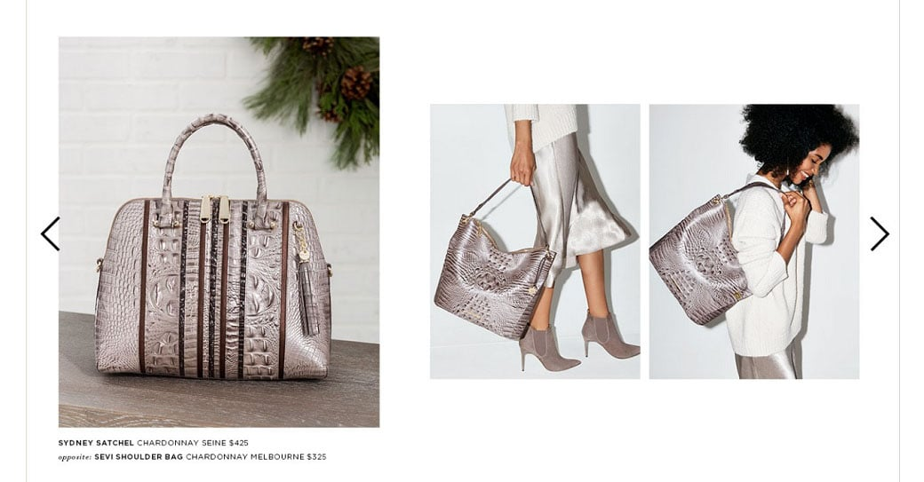 Brahmin Online Lookbook