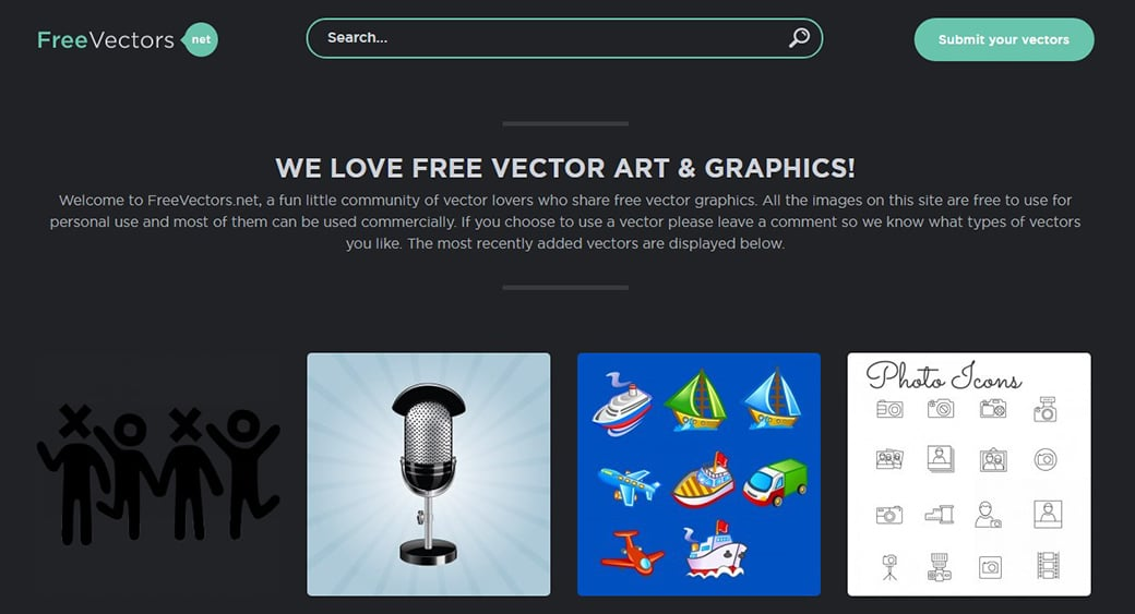 Векторный клипарт FreeVectors.net