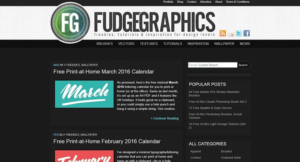 Векторные картинки Fudgegraphics
