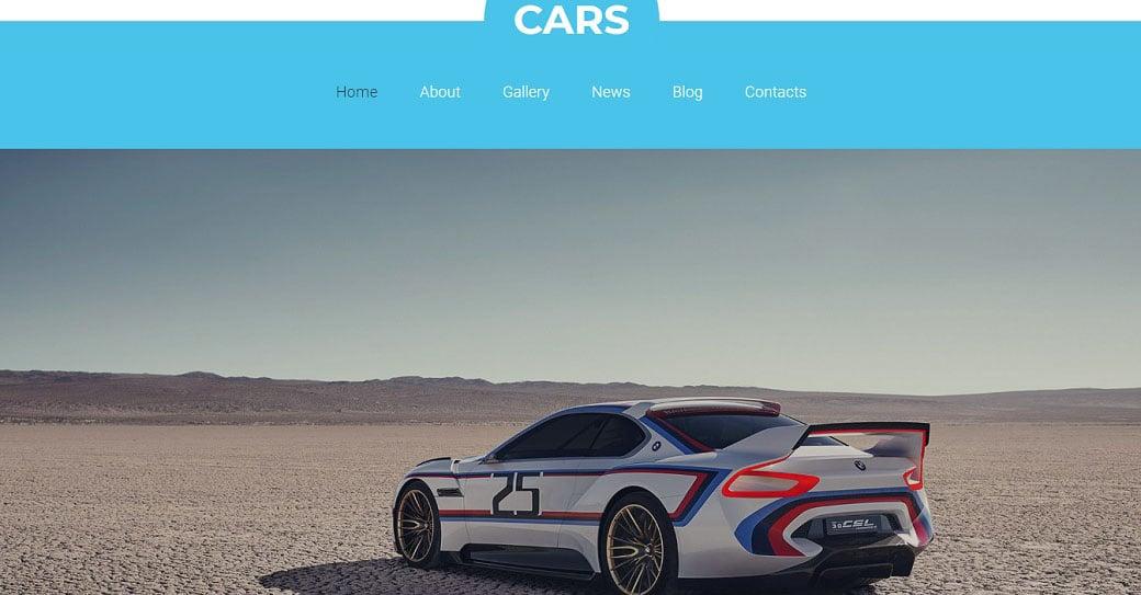Website Design for Automobile Dealers