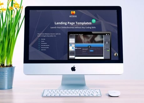 Drag and Drop Landing Page Builder: Make Landing Pages without Coding
