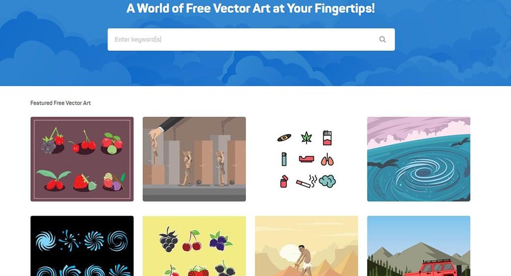 Бесплатные векторные изображения FreeVector