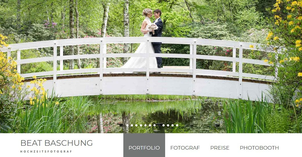 Simple Website Builder for the Photography Website image