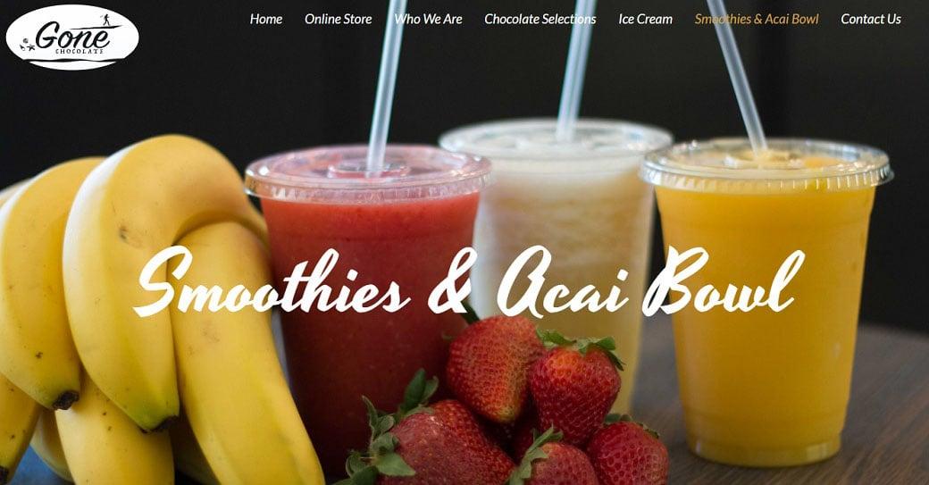 Simple Website Builder for the Restaurant image