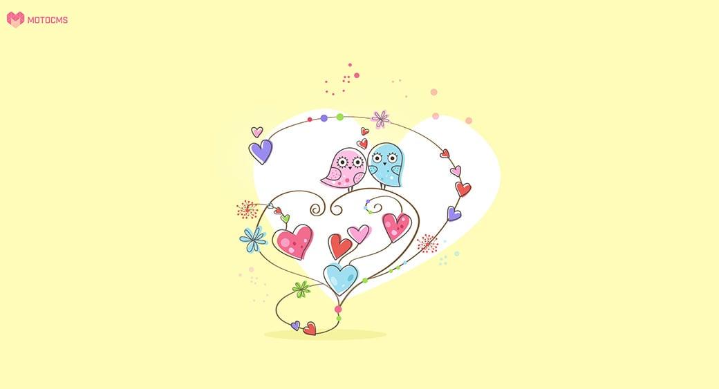 Valentinskarte kostemlos