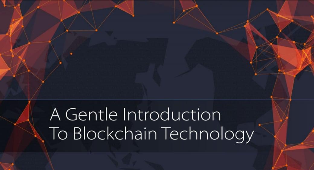 blockchain Tutorial Gentle Introduction To Blockchain Technology