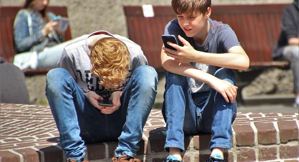 generation z on social media