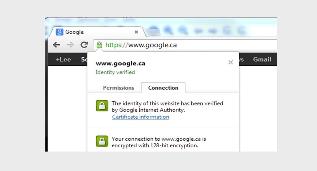 Was ist HTTPS Bild