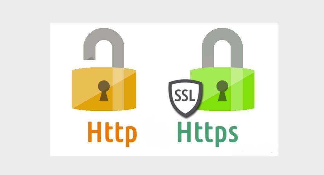 HTTPS Markierung Bold