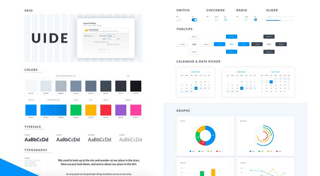 Sketch Material Design UI Kit 2018