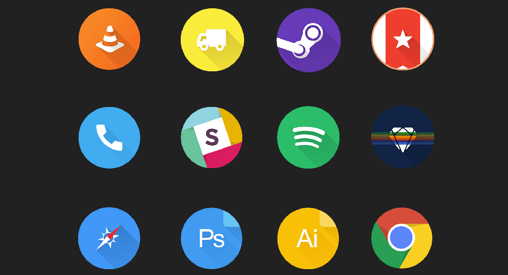 Free Master Set Of Material Design Icons 2018