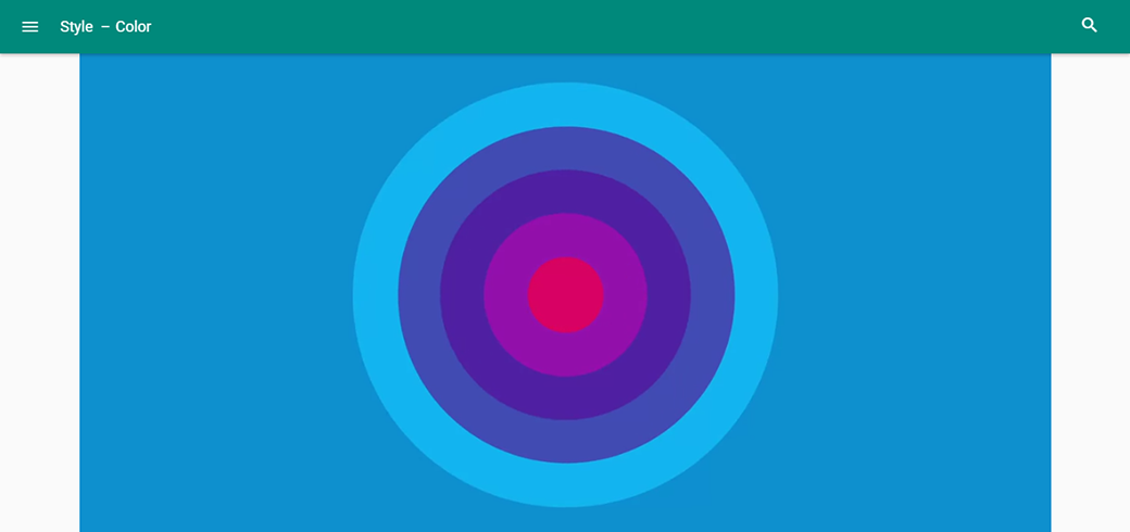 Free Material Design Colors