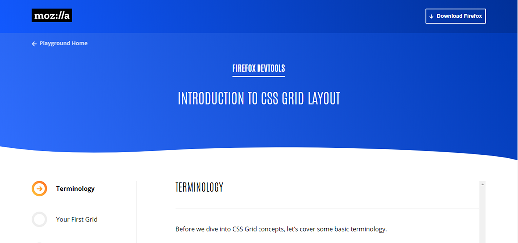 CSS Grid Layout Tutorials And Guides - Introduction To CSS Grid Layout image