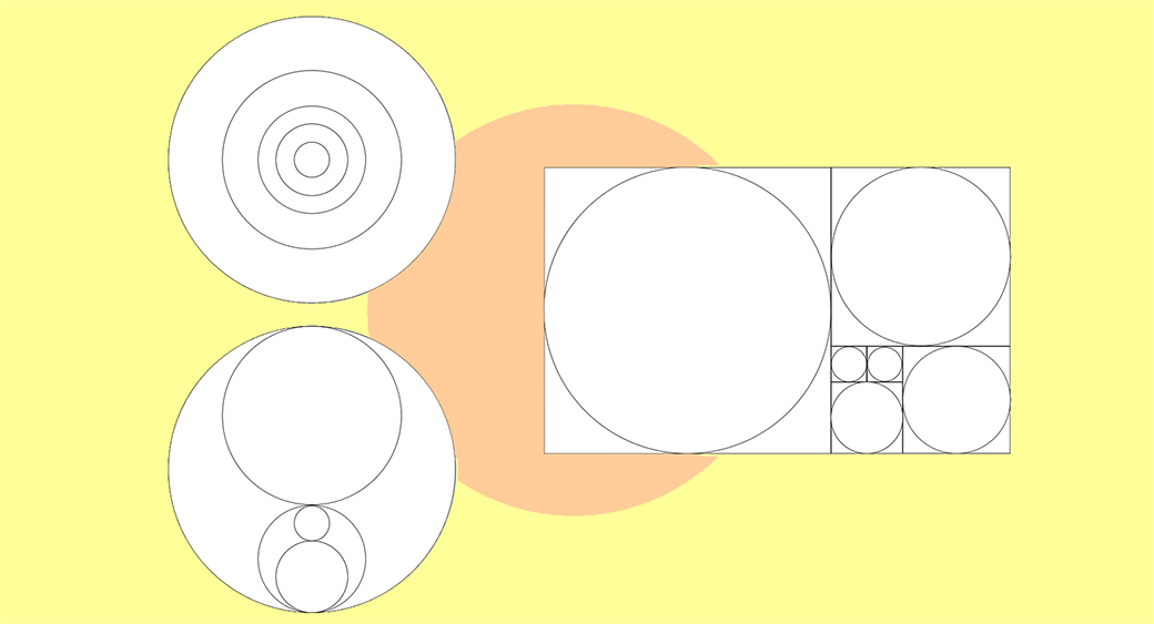 веб дизайн с чего начать - композиция и общая организация