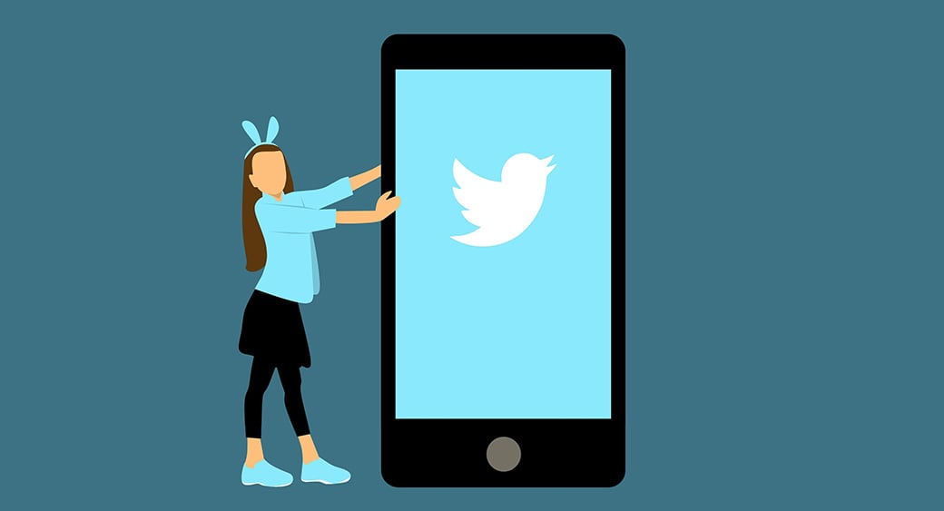 twitter socia media 2018