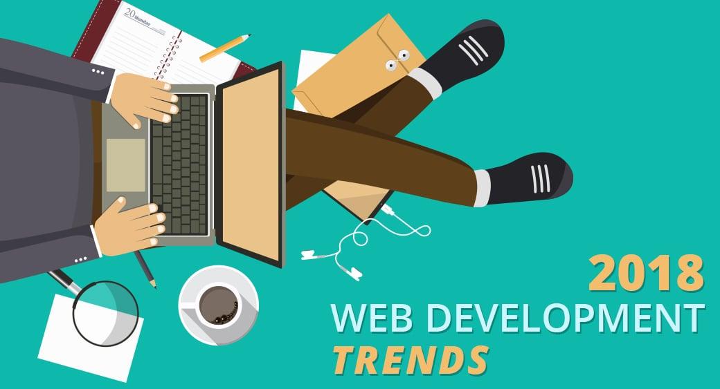 тренды веб разработки - главная картинка