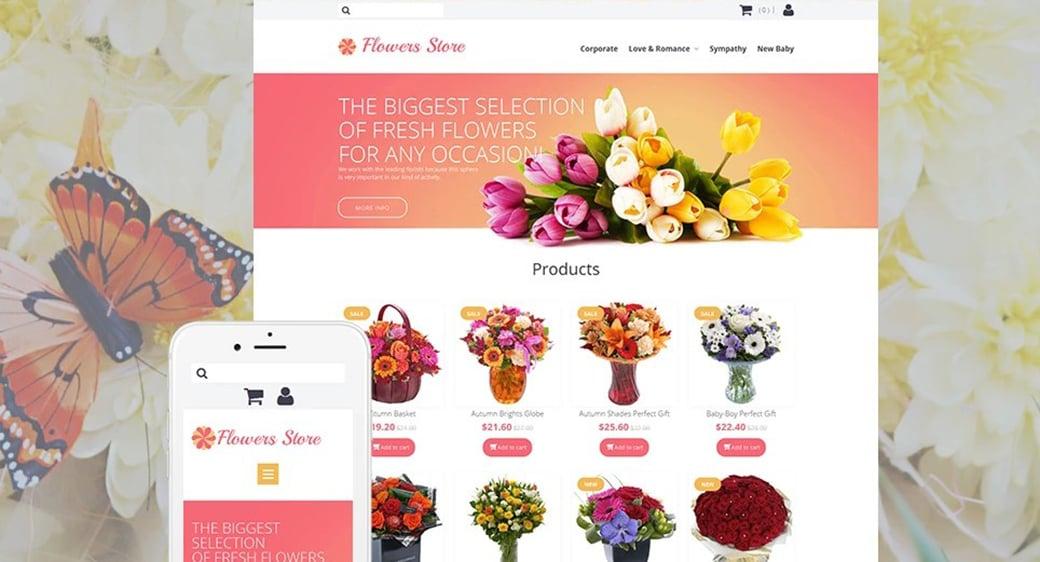 flowers beautiful women blog