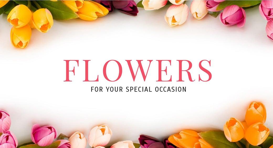 flowers feminine website themes