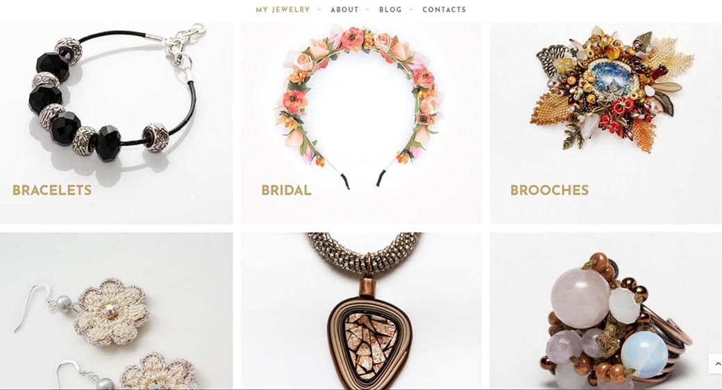 crafts female design template