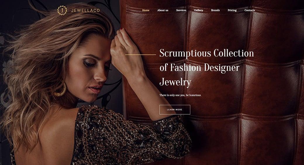 jevelry feminine themes