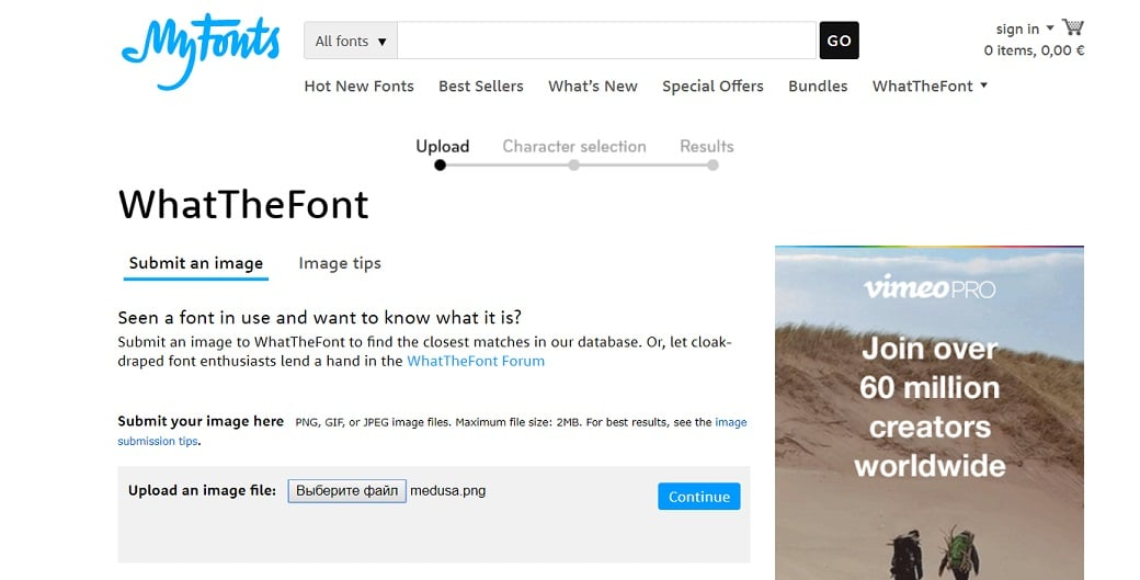 Online Font Recognition Tools - 15 Free Font Checking Solutions