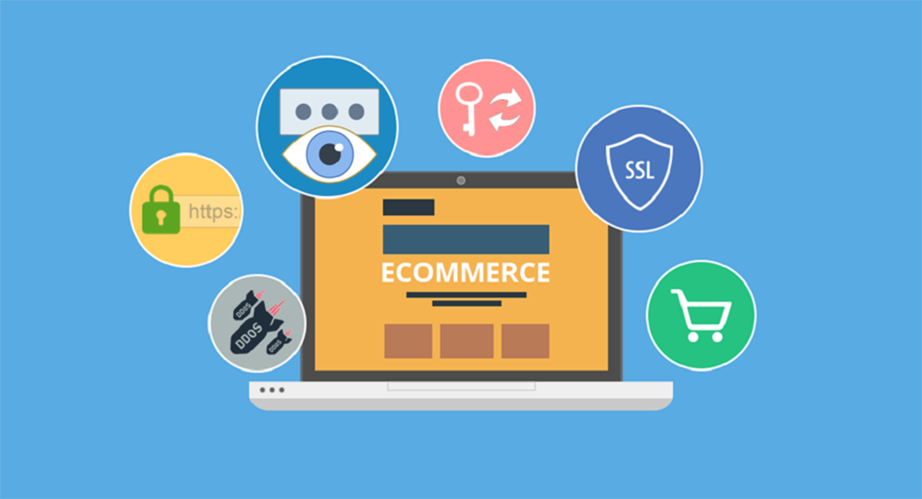 Ecommerce Website Features - securitry