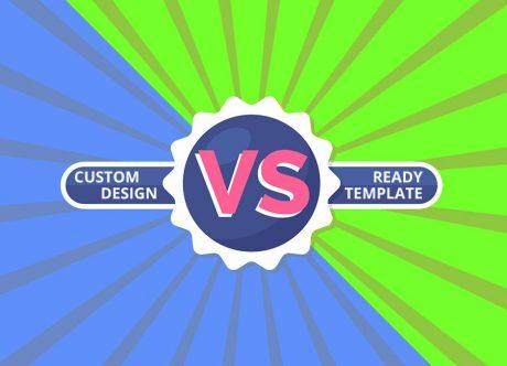 Custom Web Design Vs Website Templates. Hire A Professional Or DIY?