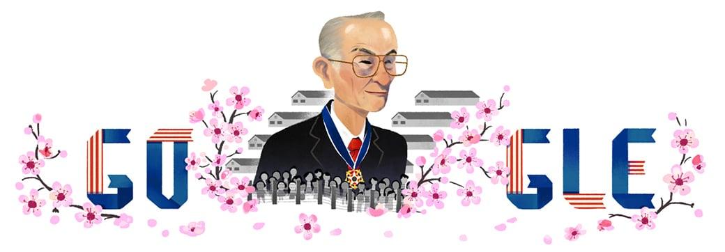 doodle for google 2017 Fred Korematsu
