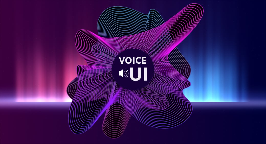 voice user interface design main image
