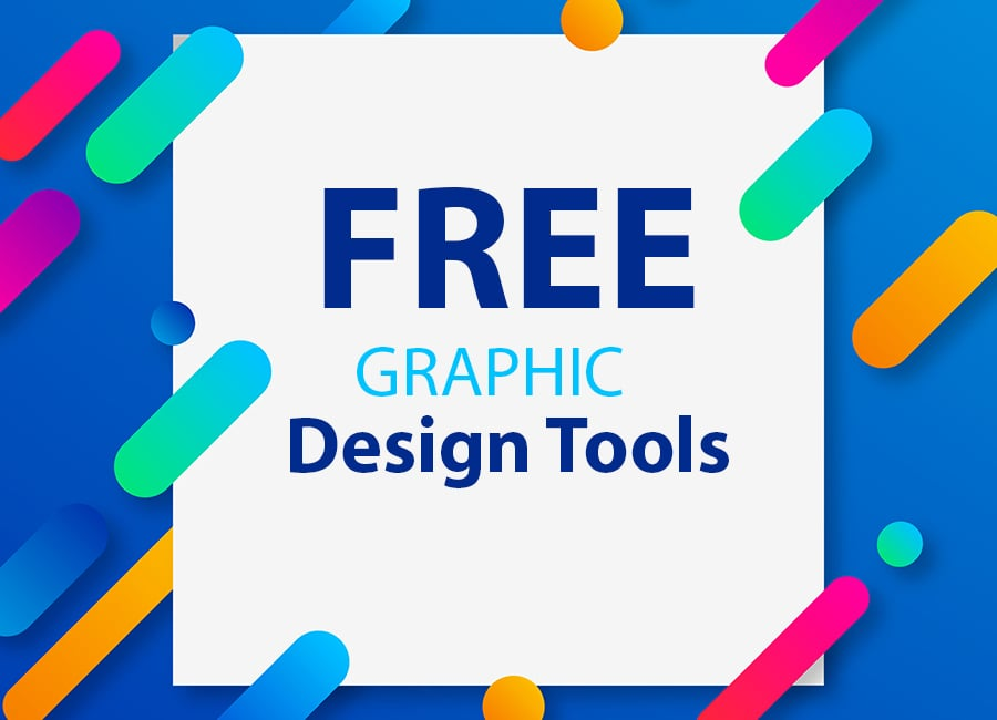 14 Free Online Graphic Design Tools – Speed up Your Workflow