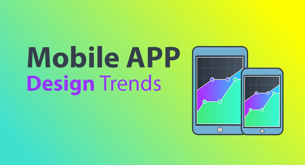 mobile app design trends main image