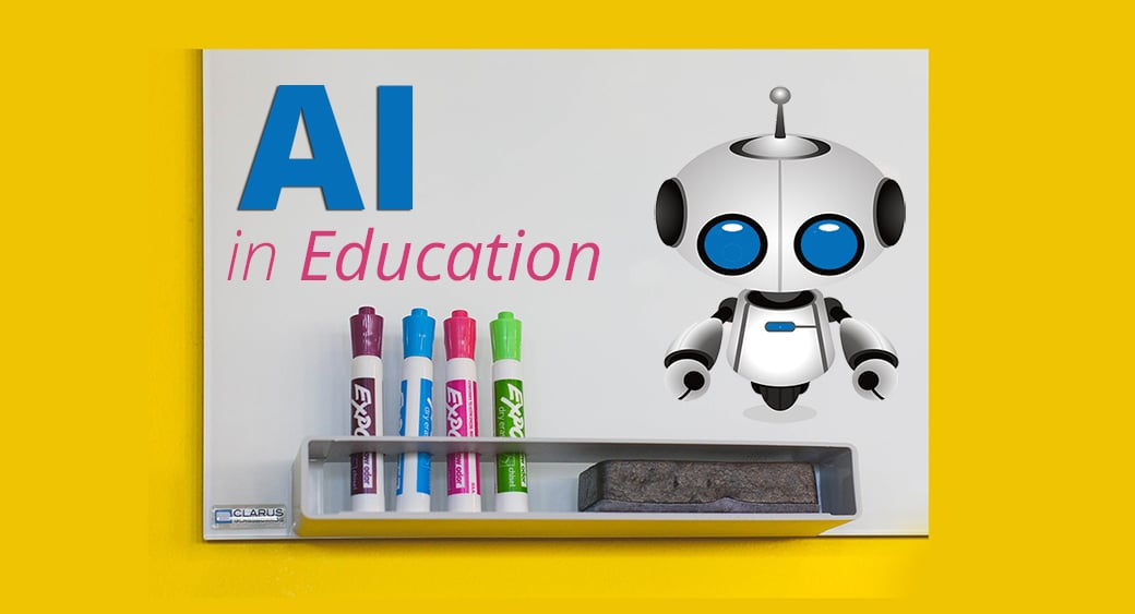 artificial intelligence in education main image