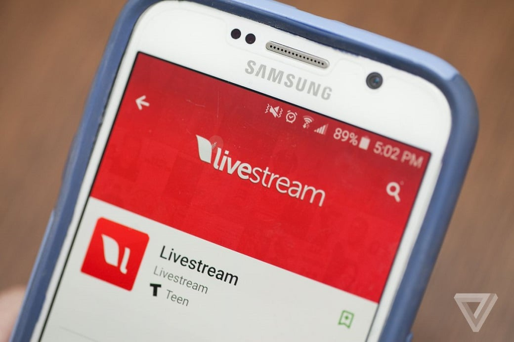 live streaming apps image