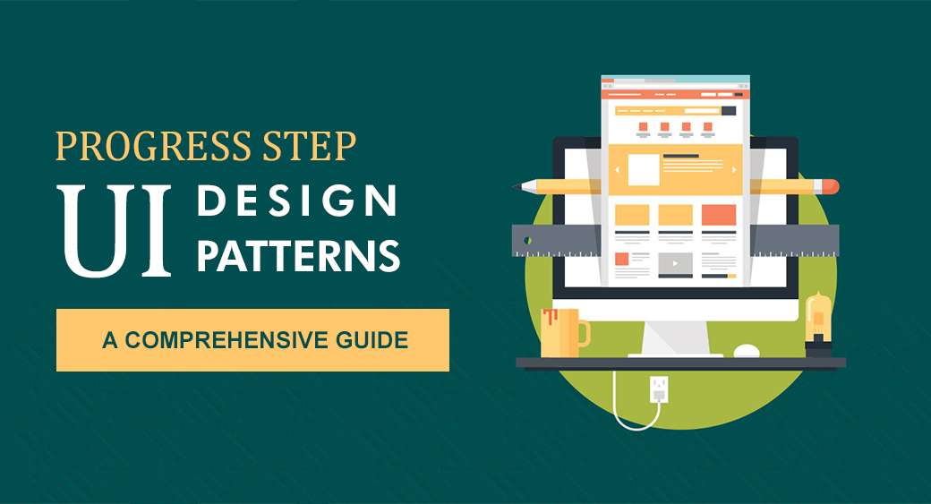 progress step UI design patterns main image