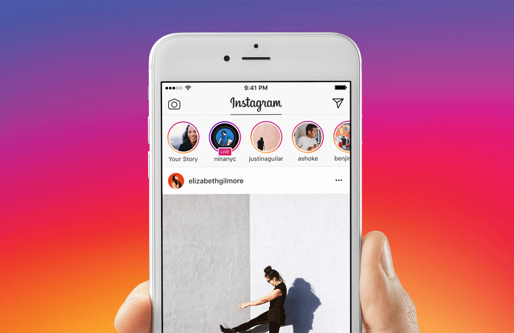 instagram live streaming apps image