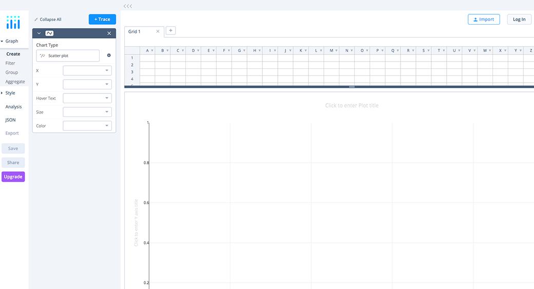 Plotly online graph maker image