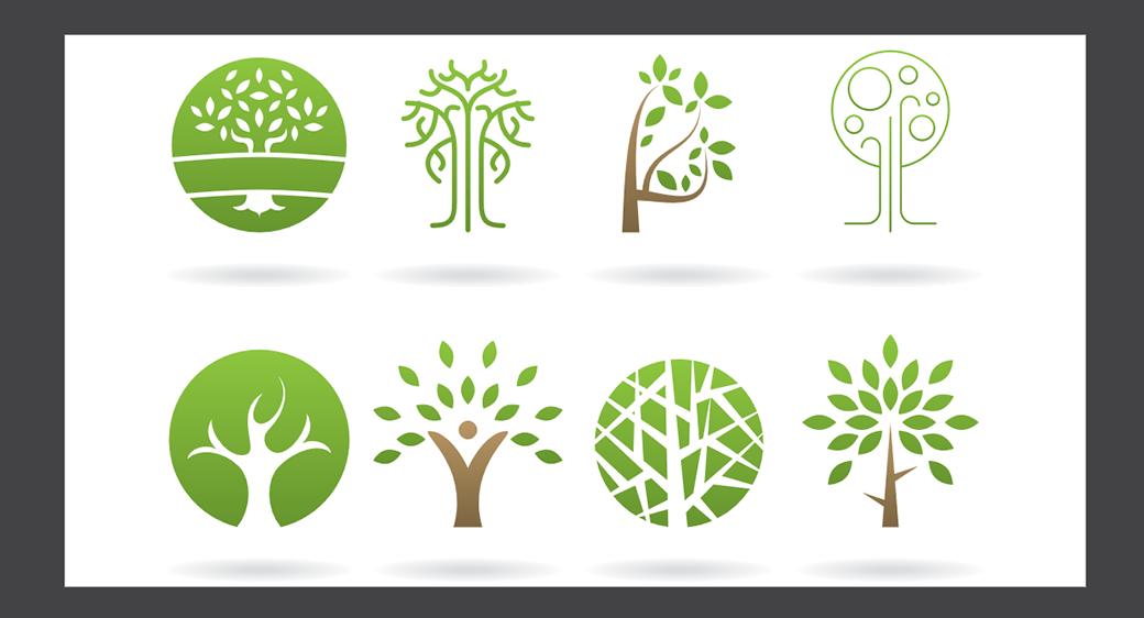 tree logo design example