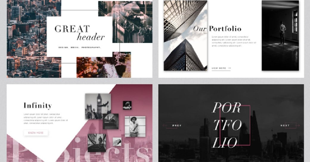 london free powerpoint presentation templates image