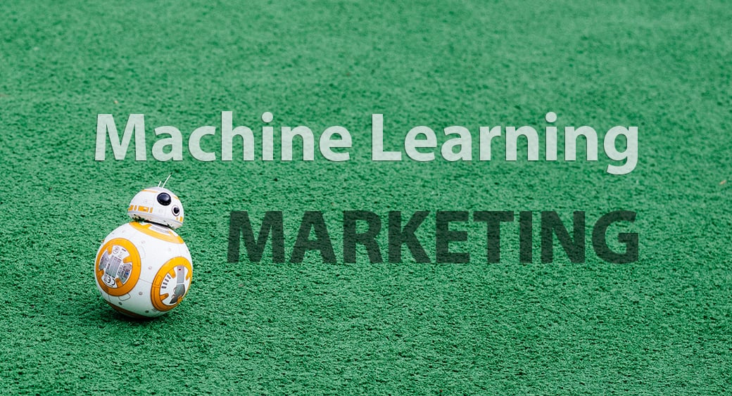 machine learning marketing main image