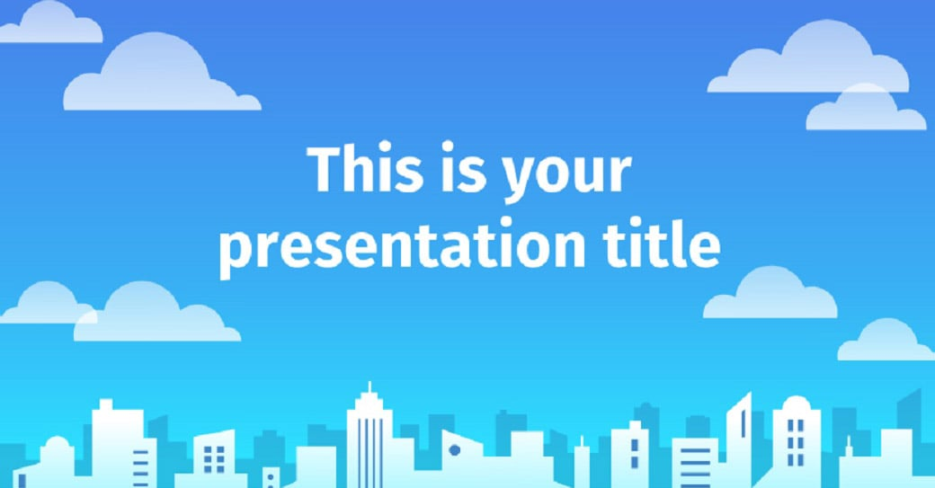 verges free ppt templates for presentation image