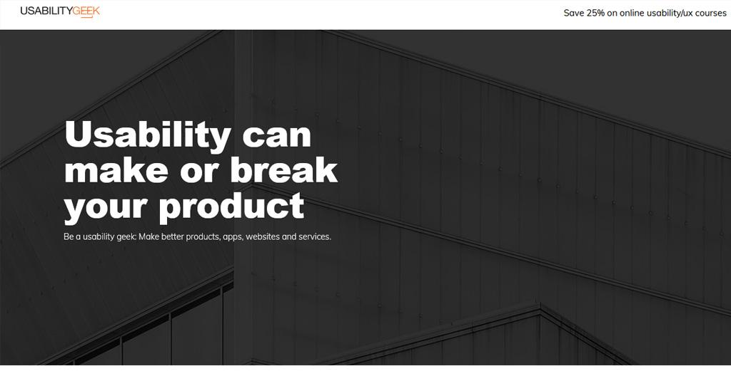 web nachrichten usabilitygeek